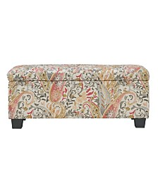 Furniture Closeout Ailey Cube Coffee Table With 4 Storage Ottomans Created For Macy S Reviews Furniture Macy S