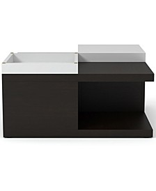 Stein Coffee Table With Trays