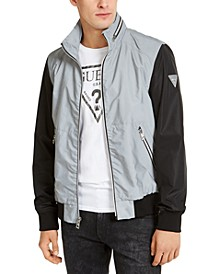 Men's Luis Colorblocked Reflective Jacket