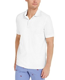Men's Slim-Fit Performance Stretch Polo, Created for Macy's