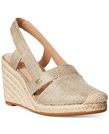 Penelopie Wedge Sandals
