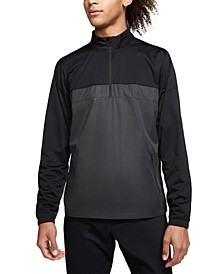 Men's Shield Victory Half-Zip Golf Jacket