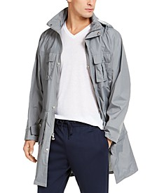 INC Men's ONYX Metallic Jacket, Created for Macy's