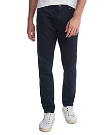 Men's Custom-Fit Stretch Travel Pants