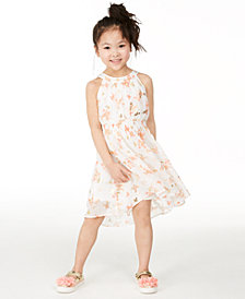 Epic Threads Toddler Girls Butterfly-Print Dress, Created for Macy's