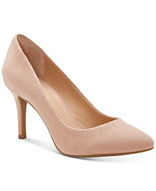 INC Women's Zitah Pointed-Toe Pumps, Created for Macy's