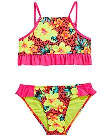 Big Girls 2-Pc. Sassy Tropics Bikini