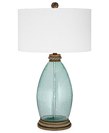 Pacific Coast Blue Lagoon Table Lamp