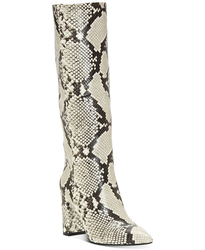 INC International Concepts - Women's Paiton Block-Heel Boots