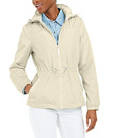Juniors' Drawstring Anorak Jacket