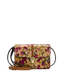 Antique Rose Bianco Crossbody
