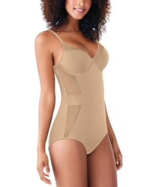Women's Firm Control Ultra Light Illusion Bodysuit DMS056