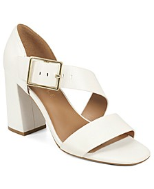 Lenox Block Heel Dress Sandals