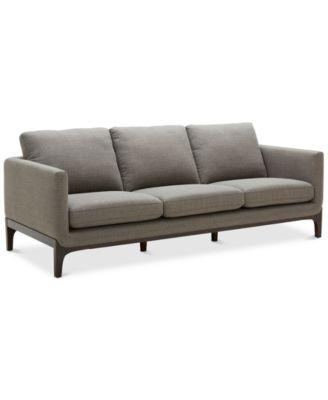 """Yazlan 89"""" Fabric Sofa"""