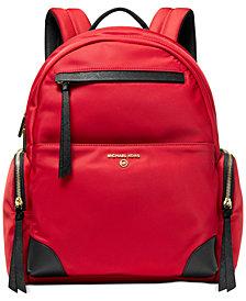 Michael Michael Kors Prescott Nylon Backpack