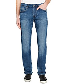 Men's Six-X Straight-Fit Jeans