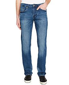 Buffalo David Bitton Men's Six-X Straight-Fit Jeans