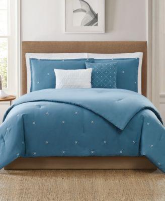 Frasier 5-Piece Full/Queen Comforter Set