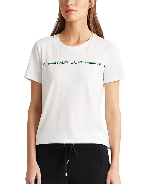 Lauren Ralph Lauren Logo T-Shirt