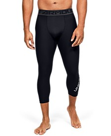 Men's HeatGear® Armour Graphic ¾ Leggings