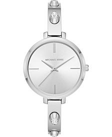 Women's Jaryn Stainless Steel Bangle Bracelet Watch 36mm