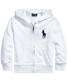 폴로 랄프로렌 남아용 후드 집업 Polo Ralph Lauren Little Boys Big Pony French Terry Hoodie