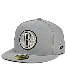 Brooklyn Nets Triple Threat 59FIFTY Cap