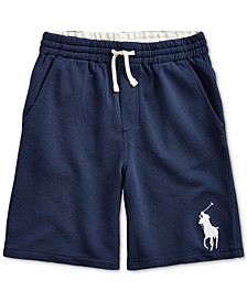 Big Boys Big Pony French Terry Shorts
