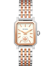 Women's Robinson Two-Tone Stainless Steel Bracelet Watch 27mm