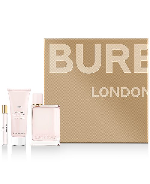 Burberry 3-Pc. Her Eau de Parfum Gift Set