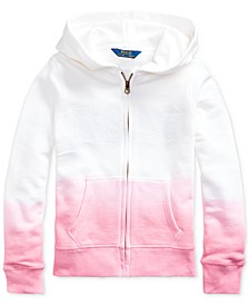 Big Girls Dip-Dyed French Terry Hoodie