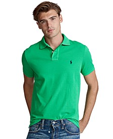 폴로 랄프로렌 Polo Ralph Lauren Mens Custom Slim Fit Mesh Polo