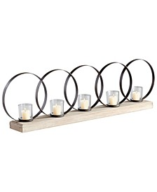Ohhh 5-Candle Candleholder