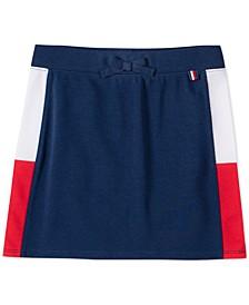 Big Girls Colorblocked Skirt