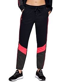 Women's Colorblocked Training Pants