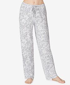 Women's Printed Lounge Pajama Pant
