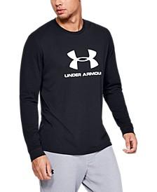 Men's Sportstyle Logo Long Sleeve