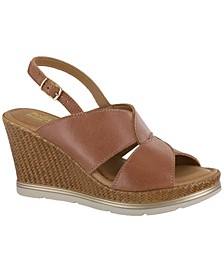 Pep-Italy Wedge Sandals