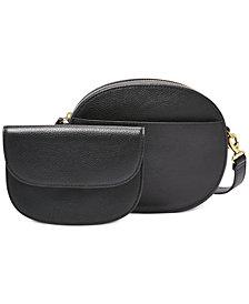 Fossil Serena Leather Belt Bag