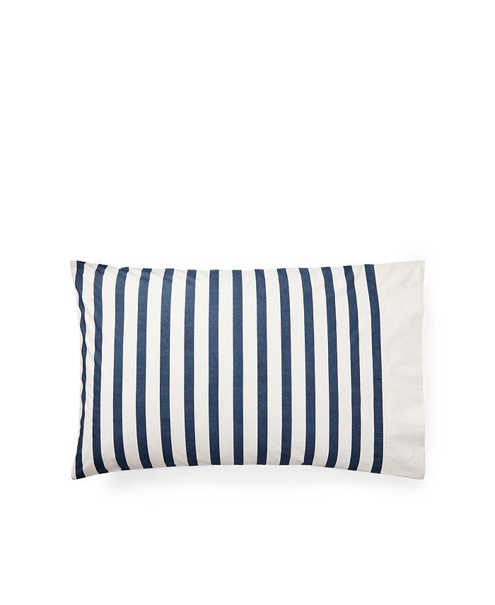 Lauren Ralph Lauren - Evan Stripe Standard Pillowcase