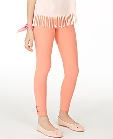 Big Girls Bow Cage Leggings, Created for Macy's