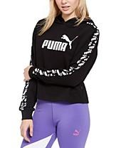 Puma Womens Tops Macy's