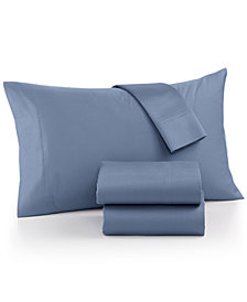 AQ Textiles Ultra Cool 700-Thread Count 4-Pc. King Sheet Set