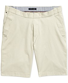 Men's Seated-Fit Classic Shorts with Velcro® Closure