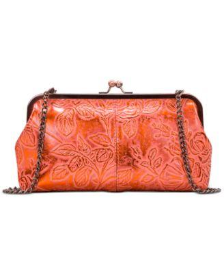 Women bulls eye pearl clutch bag Ladies circle diamante embellished Purse