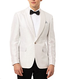 Men's Slim-Fit Vibrante Dinner Jacket