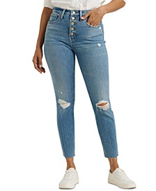 Bridgette High Rise Skinny Jeans