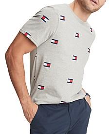 Men's Eureka Flag Logo T-Shirt