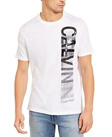 Men's Blurred Logo T-Shirt