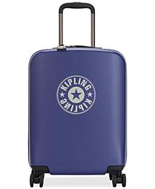 Curiosity Small Hard Cover Wheeled Luggage